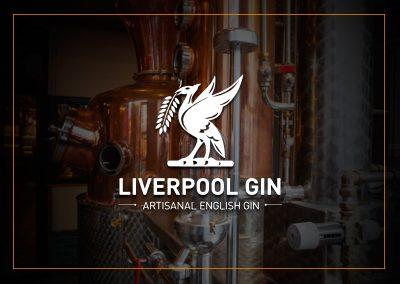 Liverpool Artisanal English Gin