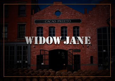 Widow Jane Bourbon Whiskey