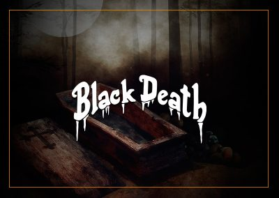 Black Death Gin & Vodka