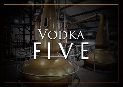 Five Vodka Premium
