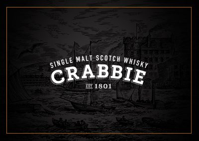 Crabbie's Single Malt Whisky