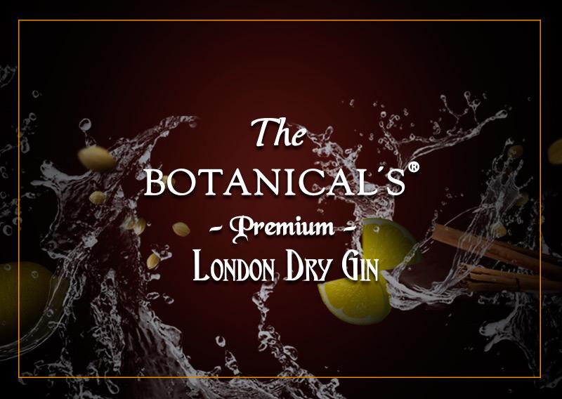The Botanicals Premium Gin