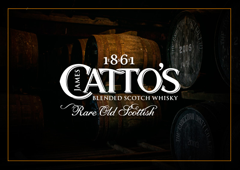 Catto's Blended Scotch Whisky