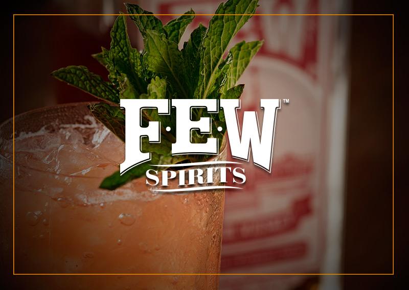 Few Spirits Whiskey Bourbons