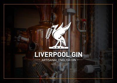 Liverpool Artisanal English Gin