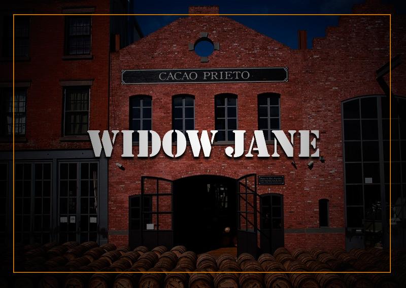 Widow Jane Bourbon Whiskey