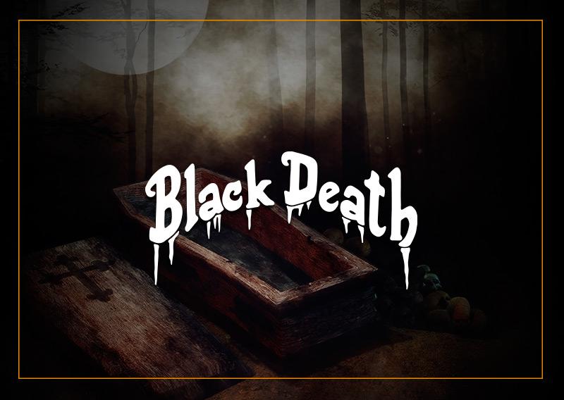 Black Death Gin & Vodka