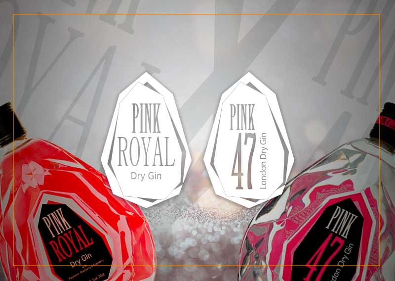 Pink Premium Gin
