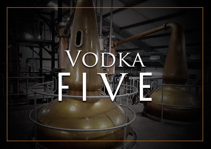 Five Vodka Premium