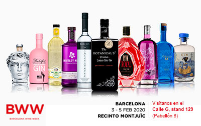 ¡Visítanos en Barcelona Wine Week!
