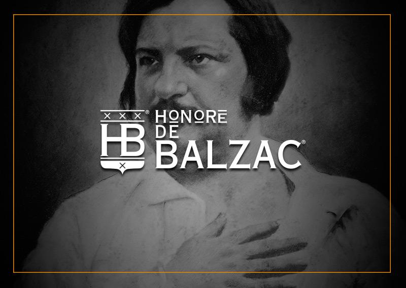 Champagne Honoré de Balzac