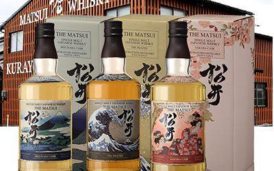 Matsui Whisky nombrado Whisky Japonés del mes por SGIdrinks