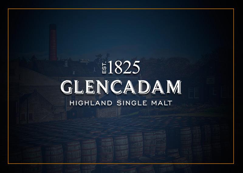 Glencadam Highland Single Malt Scotch Whisky