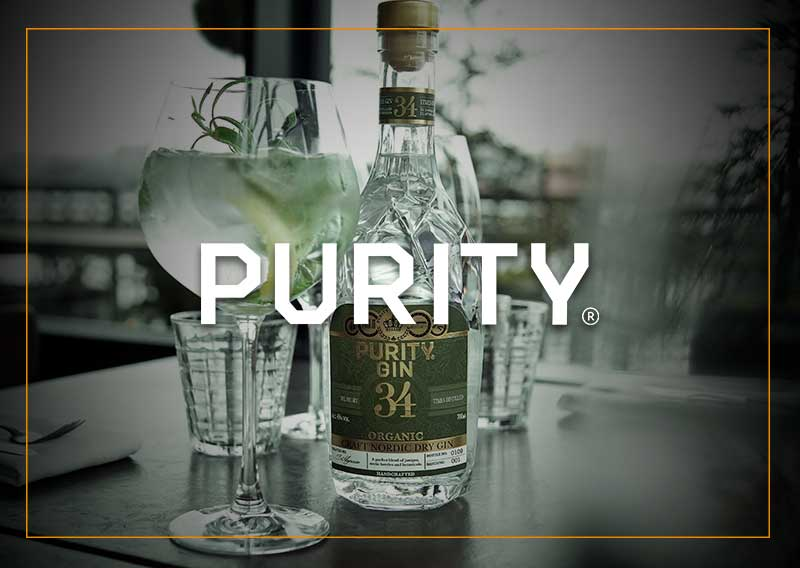 Purity Organic Craft Gin