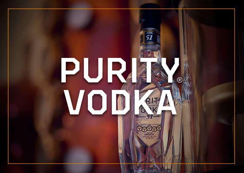 Purity Organic Vodka