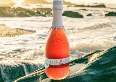 Tarquins Rhubarb and Raspberry with Ocean