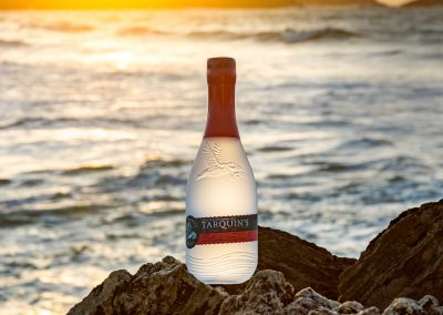 Tarquin's The Seadog Navy Strength Gin with Ocean Sunset