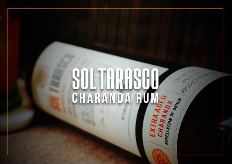Sol Tarasco Charanda Rum