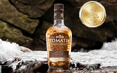 Tomatin Distillery: Galardones y Novedades